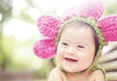 Fotógrafa faz projeto incrível com crianças com Síndrome de Down