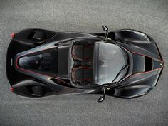 Ferrari LaFerrari Spider Revealed, Will Be Called LaFerrari Aperta - The Drive