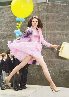 Coco Rocha in Rodarte Fall Vogue Japan Vogue Japan, Love Fashion, High Fashion, Fashion Trends, She's A Lady, Body Poses, How To Pose, Models, Pretty Pastel
