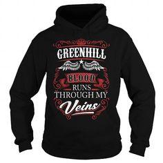 Awesome Tee GREENHILL, GREENHILLBIRTHDAY, GREENHILLYEAR, GREENHILLHOODIE, GREENHILLNAME, GREENHILLHOODIES - TSHIRT FOR YOU T-Shirts