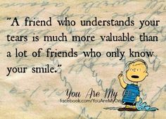#Truth.. A true friend is someone who is there for you when he'd rather be anywhere else..