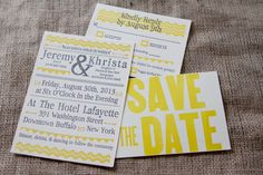 Get expert wedding planning advice and find the best ideas for wedding decorations, wedding flowers, wedding cakes, wedding songs, and more. Yellow Wedding Invitations, Wedding Wording, Wedding Invitation Etiquette, Wedding Etiquette, Wedding Invitation Suite, Wedding Stationary, Invites, Wedding Songs, Wedding Themes