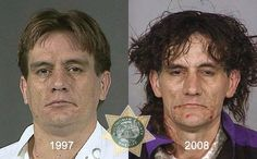 Mugshots Of Hardcore Drug Abusers (21 Pics) - Seriously, For Real?