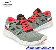 best loved c071b 19403 Vendre Chaussures nike free run 2 Femme F0023 Pas Cher En Ligne.