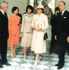 Mariage de Jacinte avec Philippe Guibout | Valéry Giscard ...