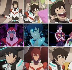 The (surprisingly) many expressions of Keith.