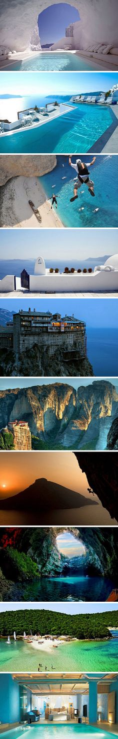 I Think I Need To Visit Greece This Year