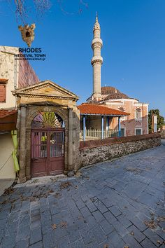 The Suleiman Mosque - Το Τζαμί του Σουλεϊμάν