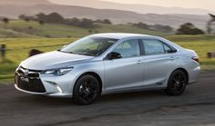 Special Edition Toyota Camry RZ lands