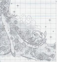 View album on Yandex. Cross Stitch Angels, Cross Stitch Needles, Cross Stitch Charts, Cross Stitch Designs, Cross Stitch Patterns, Online Diary, Girly, Bird Cage, Cross Stitching