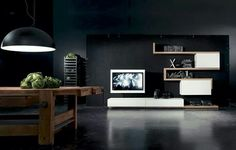 createch design home entertainment unit the pure refined lines of the syne collection will transform your decor into a unique space