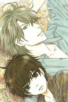 Kai Arts, Manga Anime, Lovers