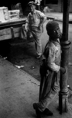 Henri Cartier-Bresson, Nouvelle Orléans, Louisiane, USA, 1947. © Henri Cartier-Bresson/Magnum Photos.