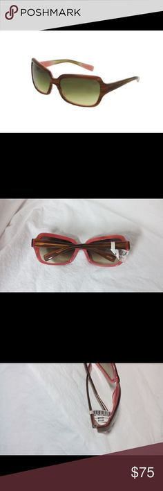 Oliver Peoples Dunaway Sunglasses Retro Model New with tags Oliver People's Dunaway Sunglasses. 59-16-115. Rectangular Shape. Olive Tortoise Pink Frame. Olive Gradient Lenses. OTPI color. Sold Out Model, retro look. Free expedited shipping via USPS Priority Mail. Comes with generic case. Oliver Peoples Accessories Sunglasses