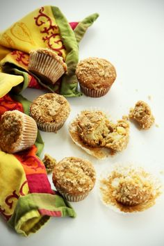 Pear and spices Muffins