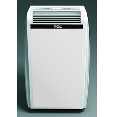 TCL Delonghi - Portable Air Conditioner, Dehumidifier (15-20sqm), no drainage required.