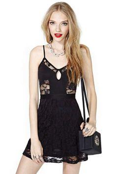 Nasty Gal Bellatrix Dress