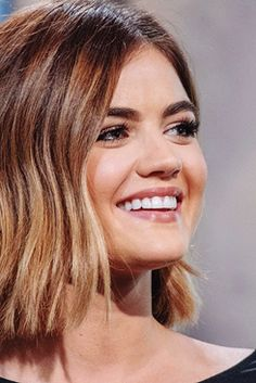 Lucy Hale attends AOL BUILD Speaker Series: 'Pretty Little Liars' at AOL Studios in New York | August 6th, 2015
