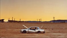 © Marcus Doyle / Vehicular Landscape - Nissan
