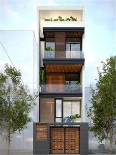 Thiết kế nhà đẹp Trần Thị Thảo Ngọc (Thiết kế trọn gói)