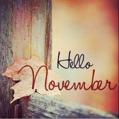 November ♡