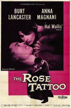 The Rose Tattoo (1955) Anna Magnani - Best Actress Oscar 1955