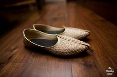 Wedding Shoes - Footwear for the Indian Groom | WedMeGood #wedmegood #shoes