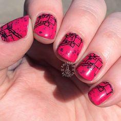 Instagram photo by smashleysparkles #nail #nails #nailart