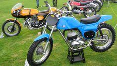 Bultaco Powered Rickman Metisse dirt bike