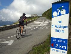 The Col d'Aubisque is, along with the Col du Tourmalet, one of the must-ride climbs in the Pyrenees.