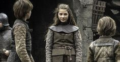 Cordelia Hill, 13, beat hundreds of hopefuls to land role of Lyanna Stark in sixth series of the hit show