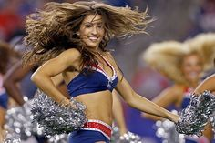 New England Patriots cheerleaders bested the iconic Dallas Cowboys squad to top CNBC's 10 Best NFL Cheerleading Squads Cheerleading, New England Patriots Cheerleaders, Cheerleader Costume, Hot Cheerleaders, Boston Sports, American Sports, These Girls, Sexy Hot Girls, Nfl Football