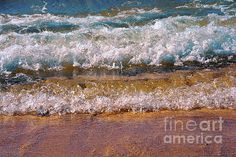 #LITTLE #WAVES OF #COLOR by #Kaye #Menner #Photography Quality Prints Cards Products at: http://kaye-menner.pixels.com/featured/little-waves-of-color-by-kaye-menner-kaye-menner.html