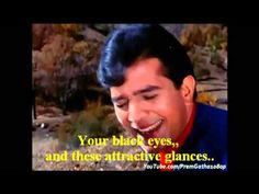 'Kora Kagaz Tha Yeh Man Mera' (Movie: ARADHANA -1969) English Subtitles - YouTube Music