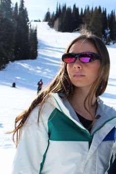d258deeace Jonathan Paul® Fitovers are great for skiing and snowboarding Purple Zebra