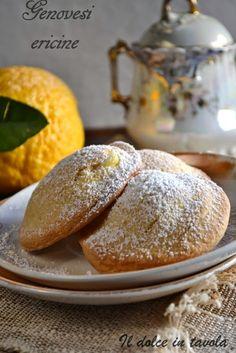 Il dolce in tavola: Genovesi ericine