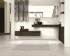 Defining Style With Tile Ceramic Tileworks Carrara Marble Trend Italian Home