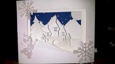Box Card Frozen