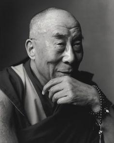 Dalai Lama | Mark Seliger - Editorial 2 I Copious Management