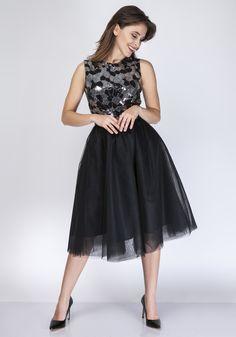 1209505c85 Sukienka wieczorowa - NAJLEPSZE STYLIZACJE