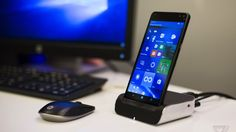 HP's Elite x3 is designed to be your Windows phone, laptop, and desktop