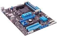 Amazon.com: ASUS M5A97 LE R2.0 AM3+ AMD 970 SATA 6Gb/s USB 3.0 ATX AMD Motherboard: Computers & Accessories