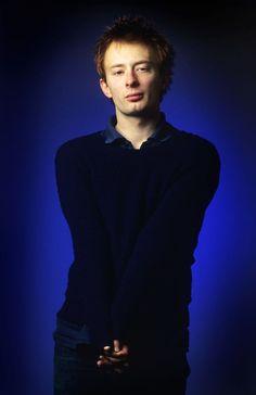 Thom Yorke from Radiohead 1996
