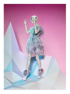Alexander McQueen's Fall 2012 Campaign