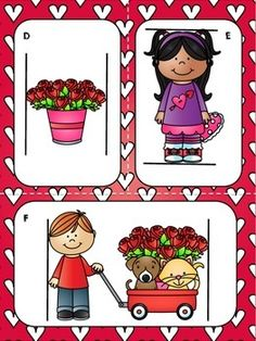 FREEBIE: Valentine Measurement Math Center >> Measuring Valentine objects using a heart ruler (non standard units of measurement)