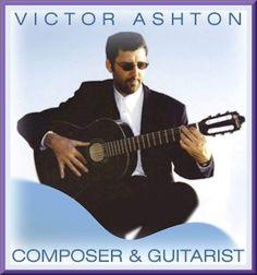 Victor Ashton Komponist und Musikheiler