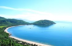 Da Nang Beach, Vietnam.  Want to go there.  Sad history, however a beautiful country.