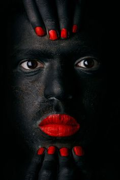 Black/Red/Red/Black