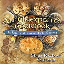 Literatura obcojęzyczna Chris-Rachael Oseland An Unexpected Cookbook The U - zdjęcie 1