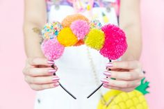 The 11 Best Pom Pom Crafts  Page 3 of 3  The Eleven Best